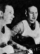 Delmore Brothers, 1935