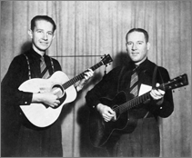 Delmore Brothers, 1937