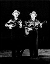 Delmore Brothers, Grand Ole Opry