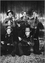 Delmore Brothers, Tennessee Barn Dance Boys