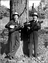 Delmore Brothers, 1940