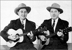 Delmore Brothers, 1947