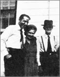 Rabon Delmore, Mary Delmore, Charlie Delmore