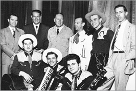 Lonnie Glosson,Delmore Brothers, Hank Snow, Wayne Raney
