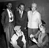 Wayne Raney, Delmore Brothers, Lonzo & Oscar
