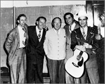 Wayne Raney, Delmore Brothers, Ernest Tubb