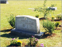 Rabon's grave