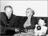 Alton Delmore, Mary Delmore, Debby Delmore