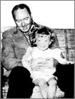 Alton Delmore, Debby Delmore, 1954
