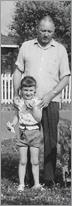 Alton Delmore, Debby Delmore, 1956