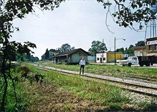 Gare d'Elkmont