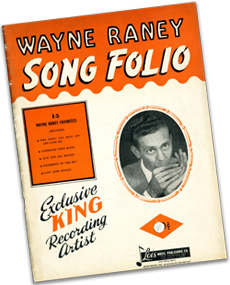 Wayne Raney's Song Folio