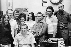 Wayne Raney, Merle Haggard, Loretta Lynn, Wilburn Brothers, Crystal Gail, Peggy Sue, Ralph Emery