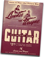 Lonnie & Wayne Raney Guitar Self-Teaching Course