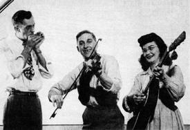Norman & Maxine Luna, Wayne Raney