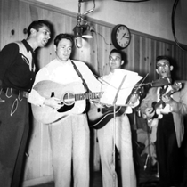 Wayne Raney, Lefty Frizzell, Joe Knight, Jimmy Rollins