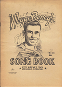 Wayne Raney's song book