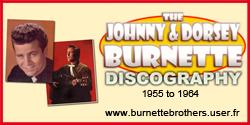 Site Johnny Burnette