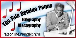 Fats Domino site