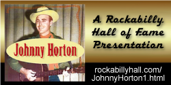 Johnny Horton site
