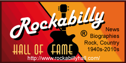 Rockabilly Hall of Fame site