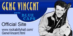 Gene Vincent site
