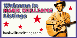 Hank Williams site