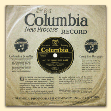 Delmore Brothers Columbia sleeve