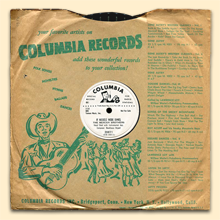 Mercer Brothers Columbia sleeve