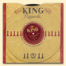 Delmore Brothers King sleeve