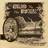 England Brothers' tribute LP to Delmore Brothers