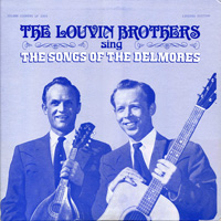 Louvin Brothers hommage Delmore Brothers