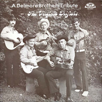 Virginia Drifters' tribute LP to Delmore Brothers